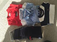 Baby boys clothes 0-3 months. 10 items