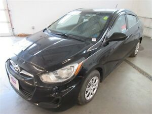 2013 Hyundai Accent L! HEATED SEATS! A/C! SAVE!