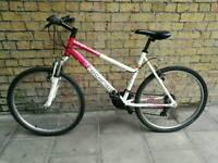 Women's Btwin Rockridder Hybrid Bike Serviced + Receipt