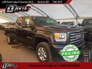 2018 GMC Sierra 3500HD SLT DIESEL, SUNROOF, BED LINER, BOSE A...
