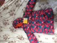 Girls Regatta rain coat BNWT