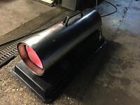 Diesel kerosene space heater