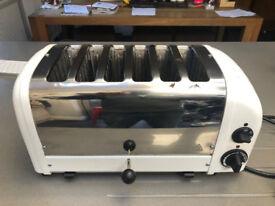 Dualit 6 Slice Vario Toaster