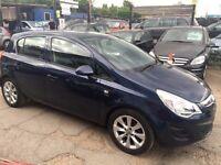 Vauxhall Corsa 1.4 i 16v Active 5dr (a/c)£3,495 . 1 YEAR FREE WARRANTY. NEW MOT