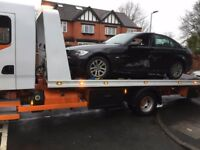 Car and Van Breakdown Recovery Transport & Accident Services - 24hrs - Any Vehicle > 3.5tn