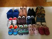 Loads of girls and boys shoes!