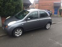 Nissan Micra Automatic 1.4