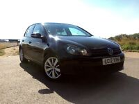 2012 Volkswagen Golf 1.6 TDI BlueMotion Tech Match Ltd Edn DSG 5dr