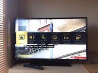 "Finlux Smart TV 39"" as new."