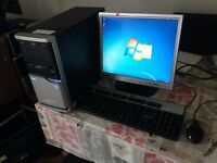 ACER POWER F6 WIFI PC WITH OFFICE 2013 WIN 7
