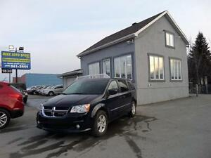 2015 Dodge Grand Caravan Crew Plus ++WOW+CUIR+NAVIGATION++