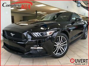 2016 Ford Mustang GT Premium 5.0L CUIR NAVI AUDIO SHAKER S.CHAUF