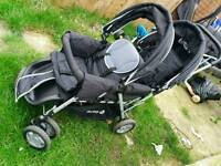 Safety 1st Double Pushchair