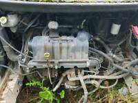 Ford transit 2.0 turbo diesel engine