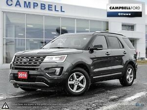 2016 Ford Explorer XLT ONLY 1 AT THIS PRICE--XLT-AWD