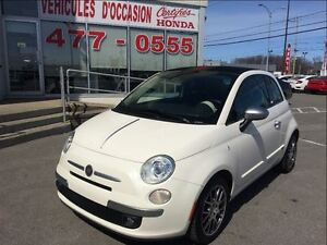 2012 Fiat 500C Lounge, Édition Gucci!!!