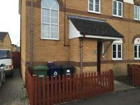 2 bed house Huntingdon wanting house exchange