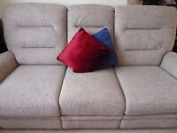3 seater Sofa, 1,5 old only, excellent condition,with its documents for sale
