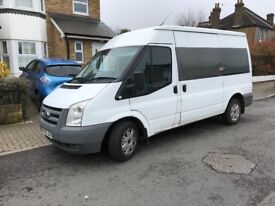 Ford transit 110 t280M h/roof 2009