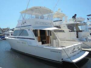 2000MY CARIBBEAN 45 SPORT FISHER Hollywell Gold Coast North Preview