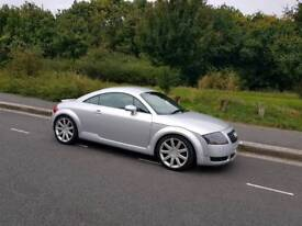 SOLD 😊Audi TT 225 Remapped Lowered SOLD😊😊😊