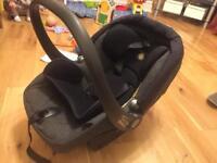 Group 0 car seat Mamas&Papas