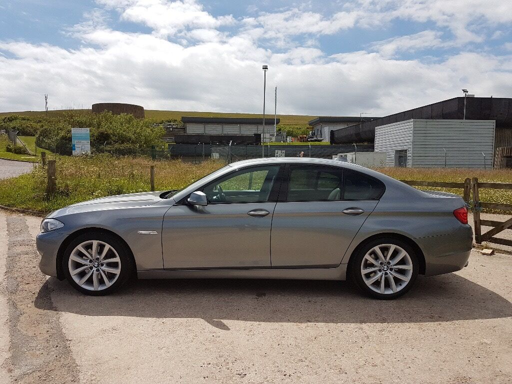 2010 bmw f10 530d se auto very high spec in aberdeen. Black Bedroom Furniture Sets. Home Design Ideas