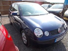 1.4 TDI SE PD 75PS - 2003 (03 plate) £2,195