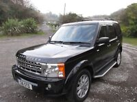 Land Rover DISCOVERY 3 2.7 TD V6 SE 5dr 7 Seats - Authentic Original one owner Car!