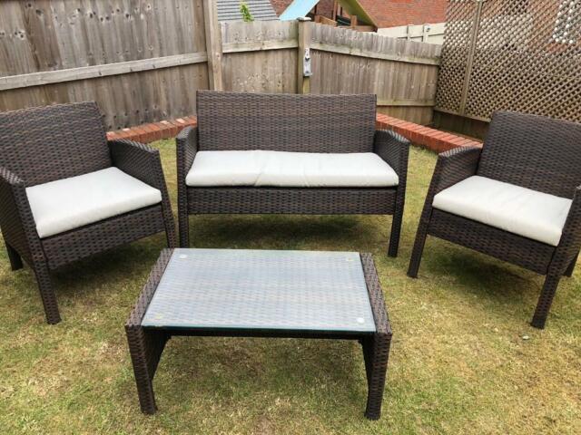 Peachy Outdoor Garden Furniture Set In Ystrad Mynach Caerphilly Gumtree Home Interior And Landscaping Mentranervesignezvosmurscom