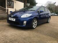Toyota Prius with PCO Badge ----- T-Spirit - Self Parking - Sat Nav --- Long MOT
