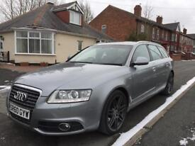 Audi A6 2010 S-Line Special Edition Diesel 170bhp