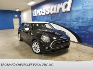 2017 MINI COOPER CLUBMAN 4DR HB S ALL4