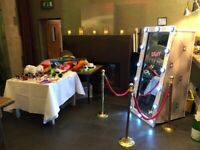 REDUCED £199 from £299 NO DEPOSIT! Full Length Selfie Magic Mirror photo booth 3 HOUR HIRE