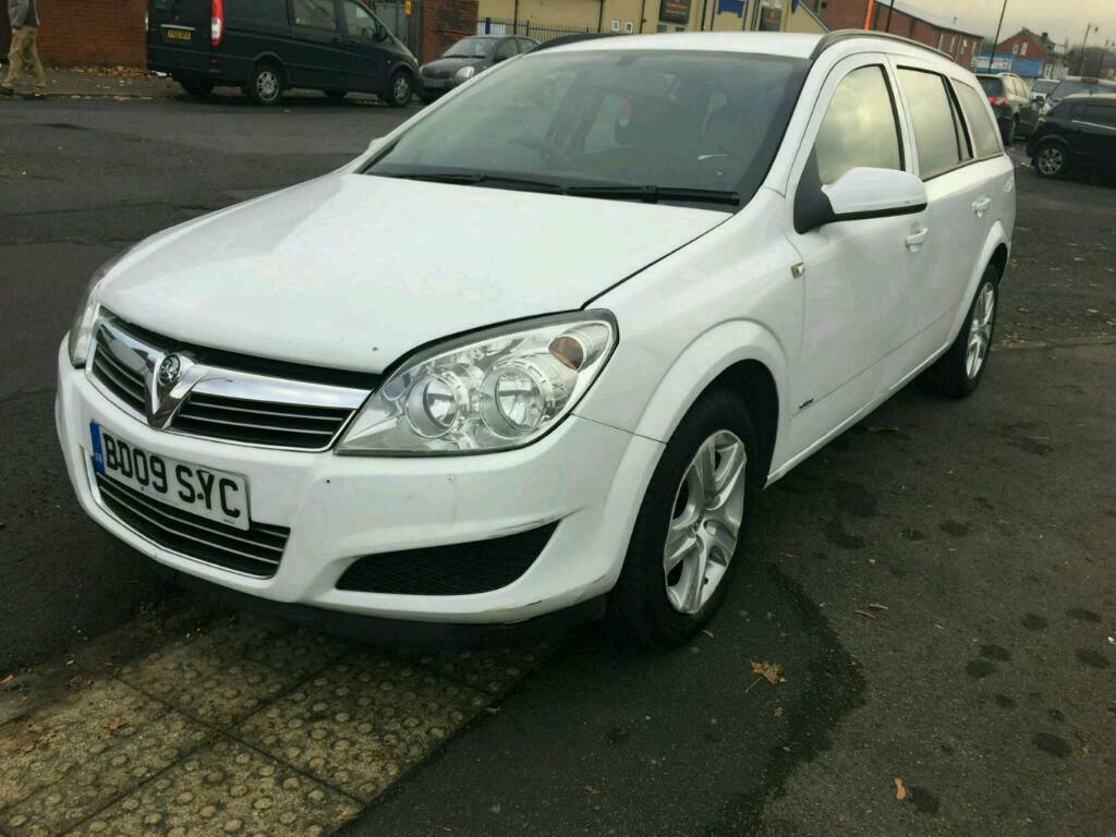 vauxhall astra 2009 1 7 cdti in salford manchester gumtree. Black Bedroom Furniture Sets. Home Design Ideas