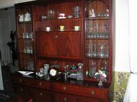 Nathan display cabinet