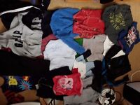 Bundle of boys clothes from 6m up to 2years