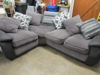 Corner Settee + two Seater couch