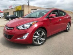 2016 Hyundai Elantra Limited LEATHER NAVIGATION MOONROOF