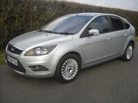 Ford Focus Titanium TD 109 - just been serviced with new MOT