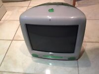 Apple iMac G3 Green very Retro