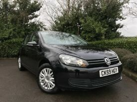 2009 (59) Volkswagen Golf 1.4 TSI ( 122ps ) S AUTOMATIC 36,000 MILES FROM NEW FULL SERVICE HISTORY