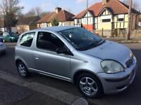 TOYOTA YARIS 1 L 2004/04 HPI CLEAR /NOT VW POLO GOLF VAUXHALL CORSA OR ASTRA HONDA JAZZ