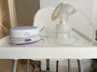 Philips Avent Comfort Single Electroc Breast Pump