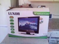 Luxor 19ins tv