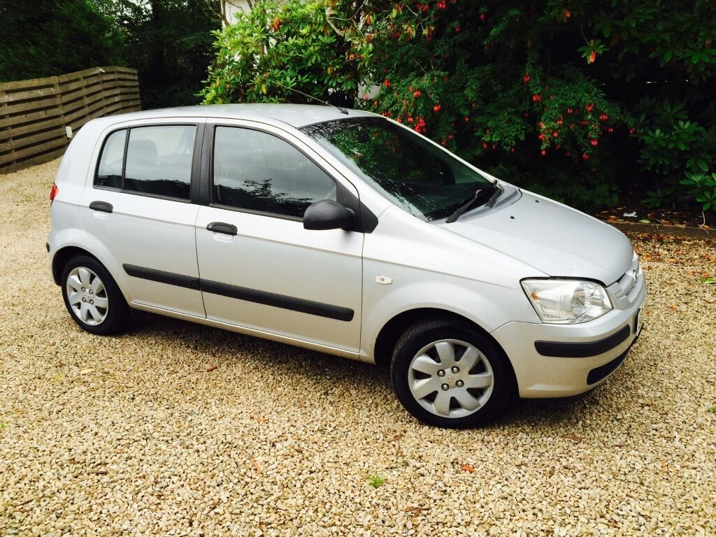 5dr hyundai getz 05 plate for sale with year 39 s mot in north lanarkshire gumtree