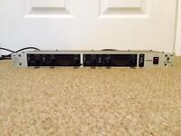 Behringer MDX 402 1u Stereo Rack Compressor