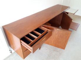 Vintage mid-century McIntosh of Kirkcaldy teak sideboard for sale.