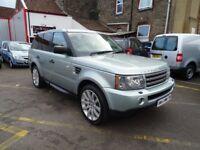 2006 Land Rover Range Rover Sport 2.7 TD V6 HSE 5dr FULL SERVICE HISTORY