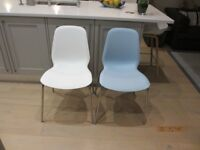 4 Leifarne IKEA kitchen / dining chairs for sale